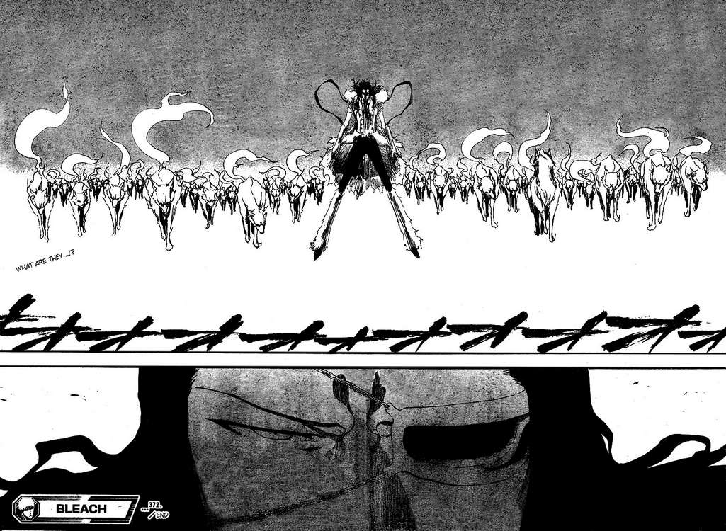 Bleach chapter 372 trang 17