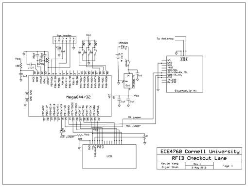 RFID Based Intelligent Shopping Trolley System