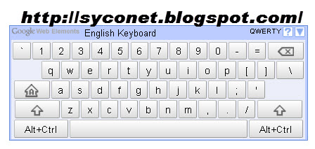Google Adds Virtual Keyboard to Local Sites