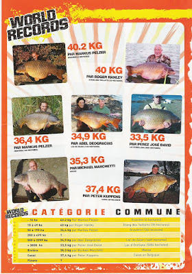 world records carp