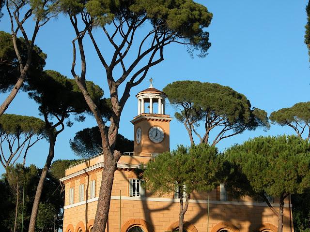 villa borghese,rome, rome en images, italie