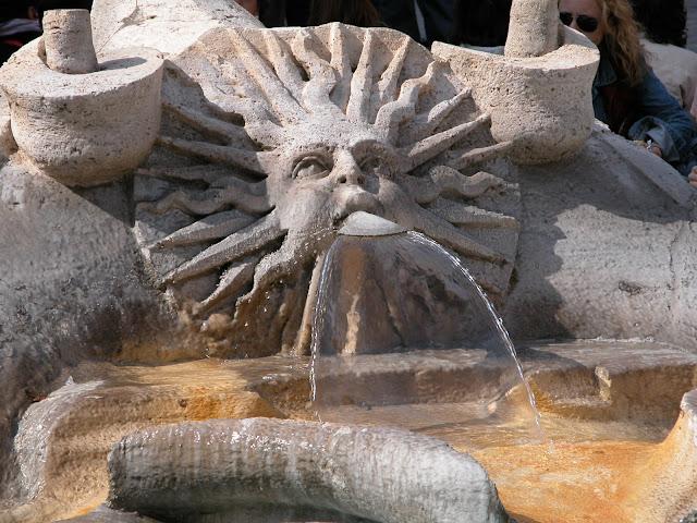 piazza di spagna, place d'espagne, rome, rome en images, italie