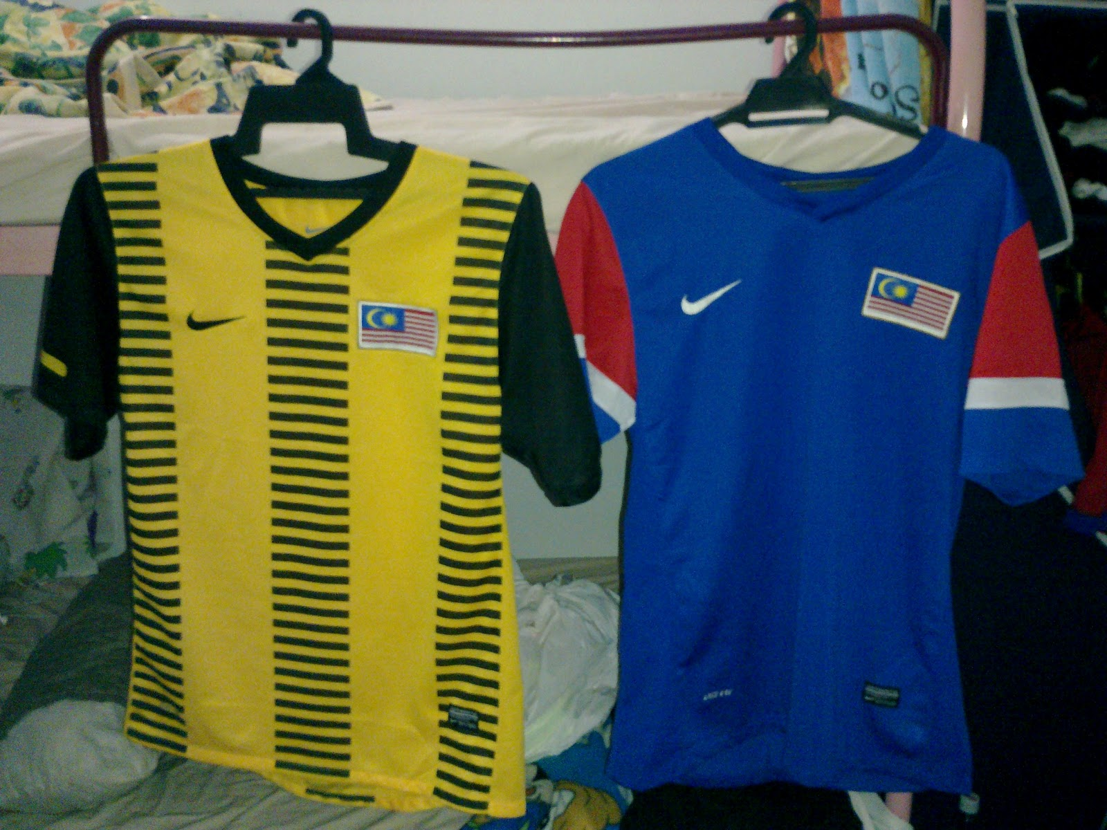 Malaysia Football Jersey. After 23 years of my life as a Malaysian 0fe018dee