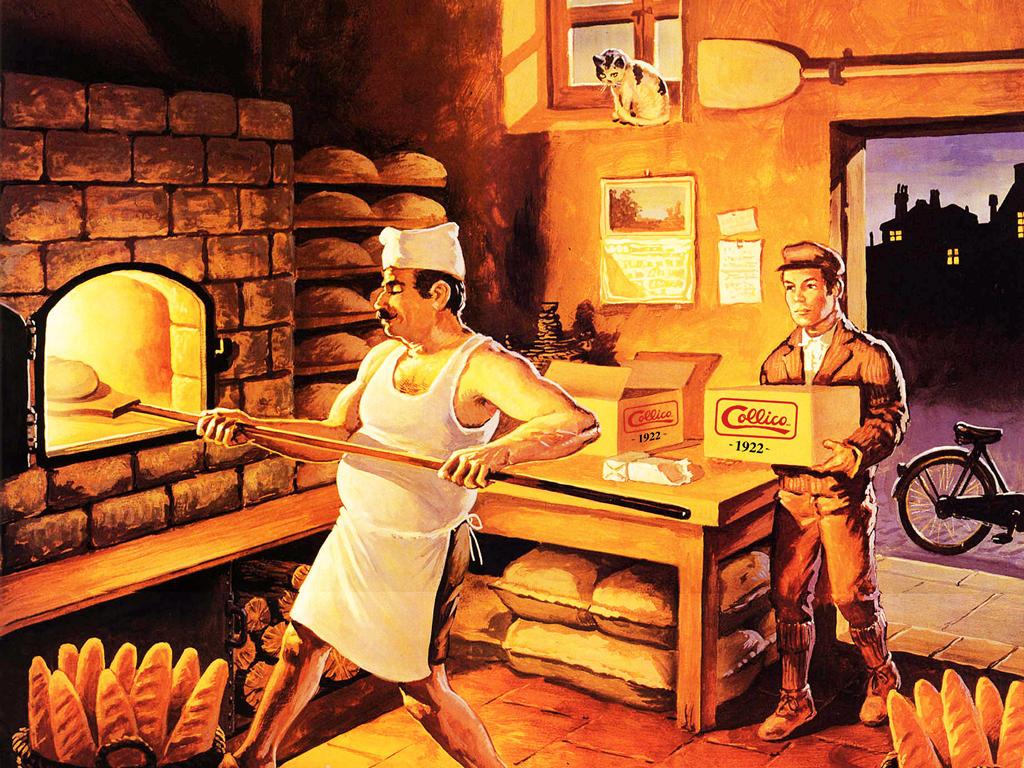 "Panaderia ""Los Vascos"""