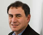 Nouriel Roubini Eurozone in danger on Implosion and Zero Growth