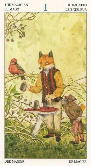 Tarot Notes: A Journey Through My Tarot Decks: The Magician