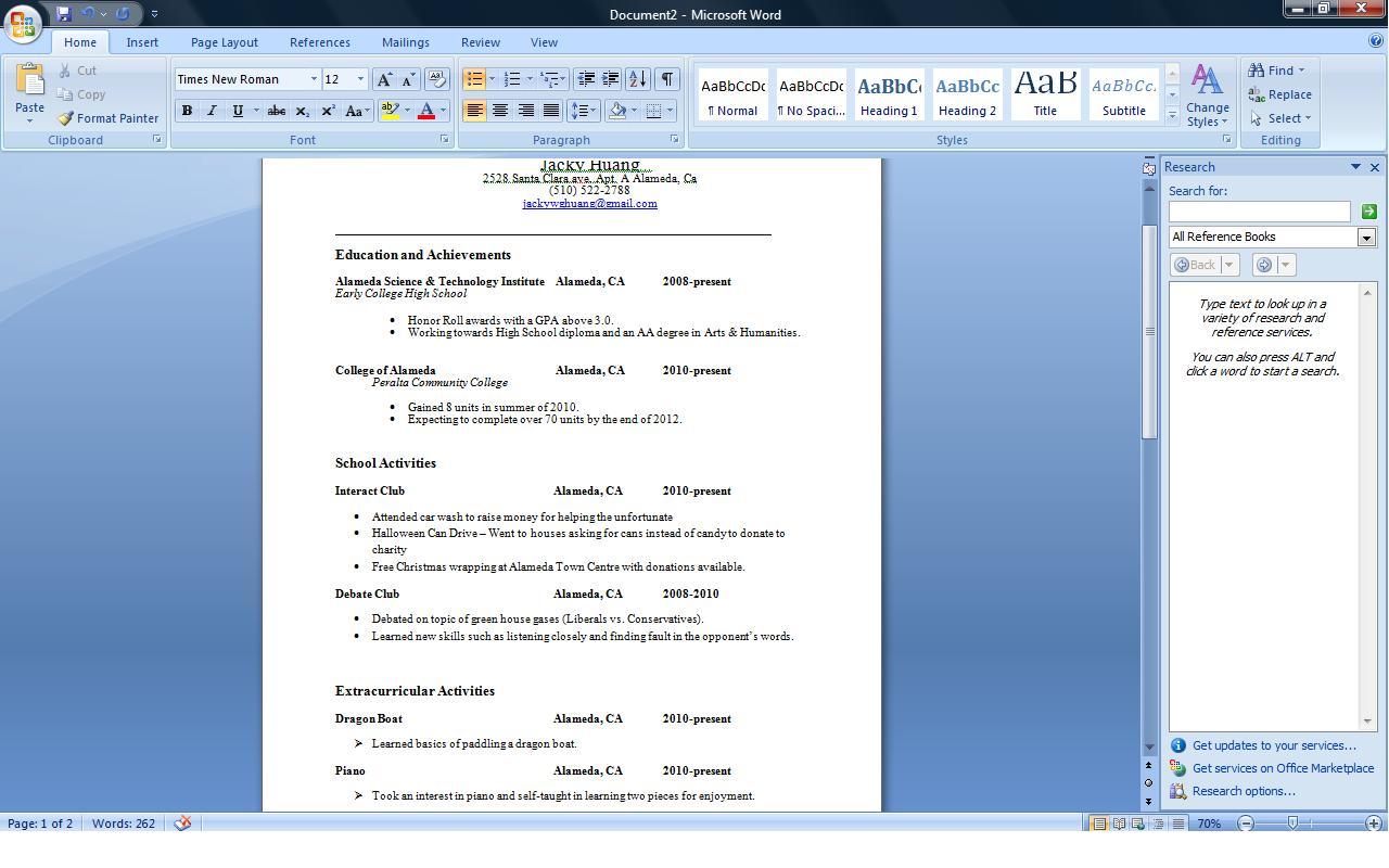 jacky huang u0026 39 s profile  senior exit portfolio