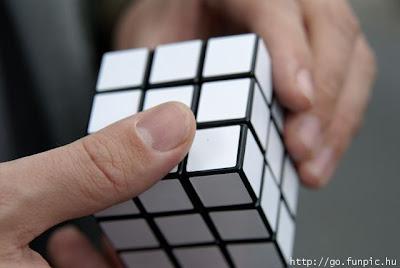 Cubo mágico: nível 1