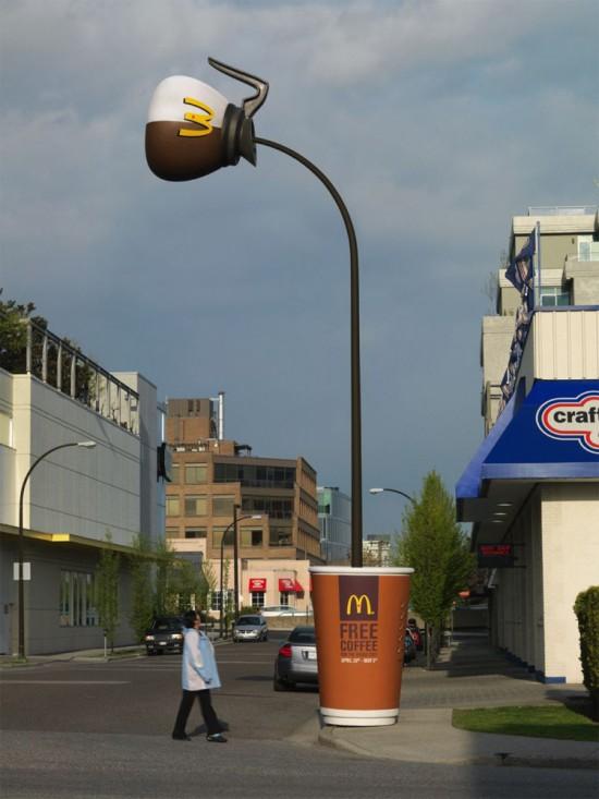 McDonald's e a intervenção do McCafé