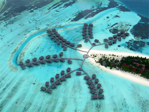Maldivas, um país pequeno e lindo