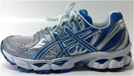 12858d4409 Bebel  Authentic Feet apresenta Asics Gel Nimbus 12