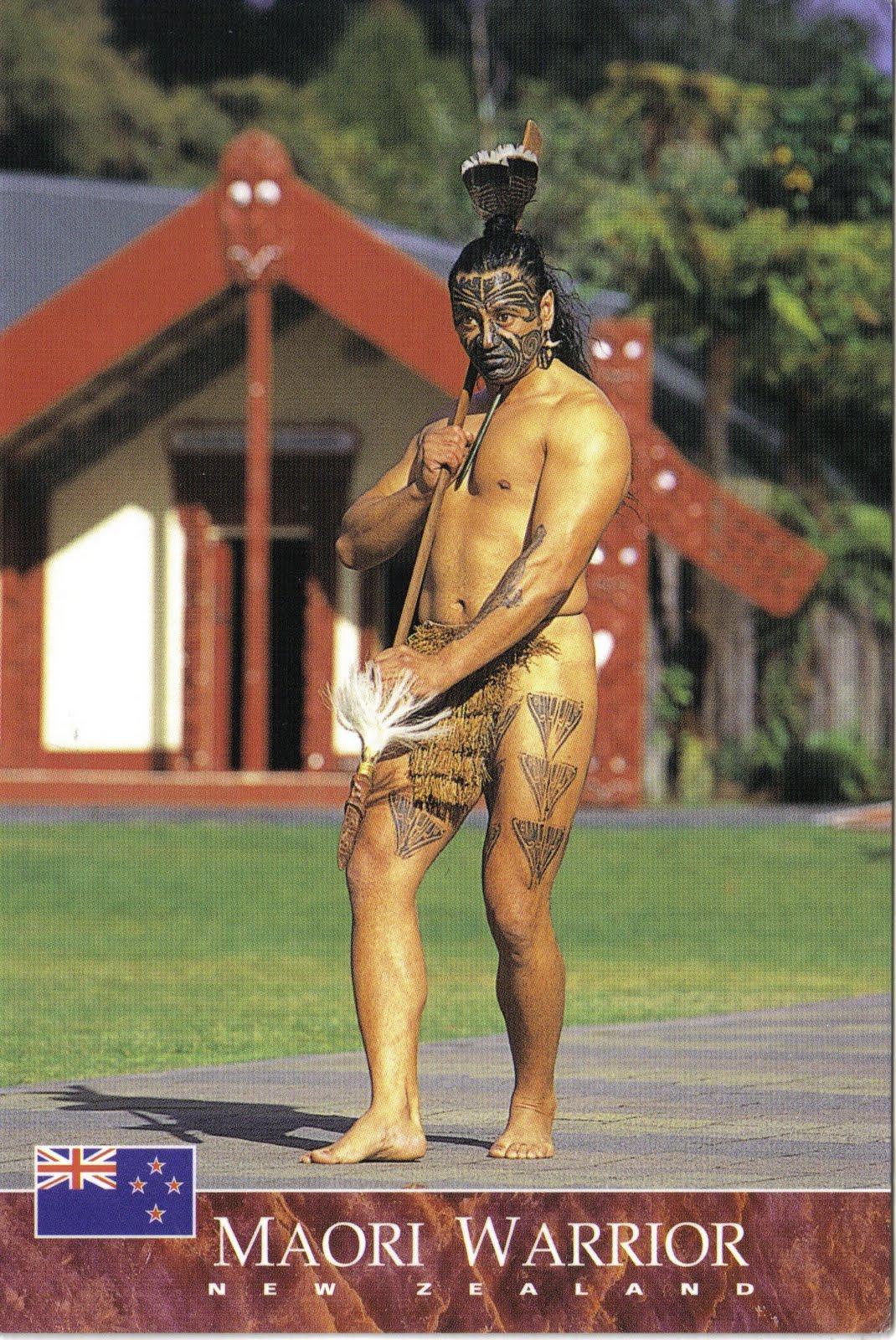 nude new zealand maori girls