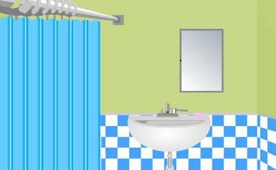 Escape from the Bathroom  1001 JUEGOS