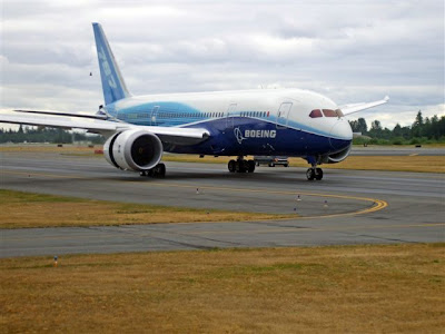 Aero Pacific Flightlines: Boeing 787 Performs first Taxi and