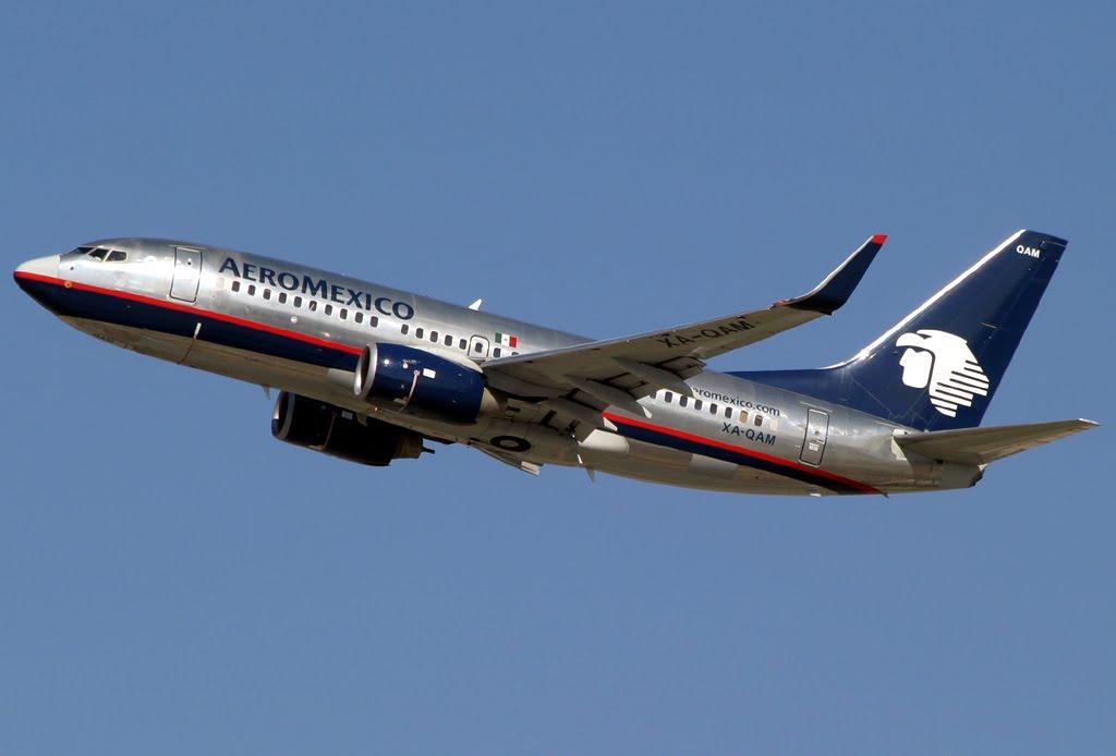 Aeromexico Cargo Los Angeles