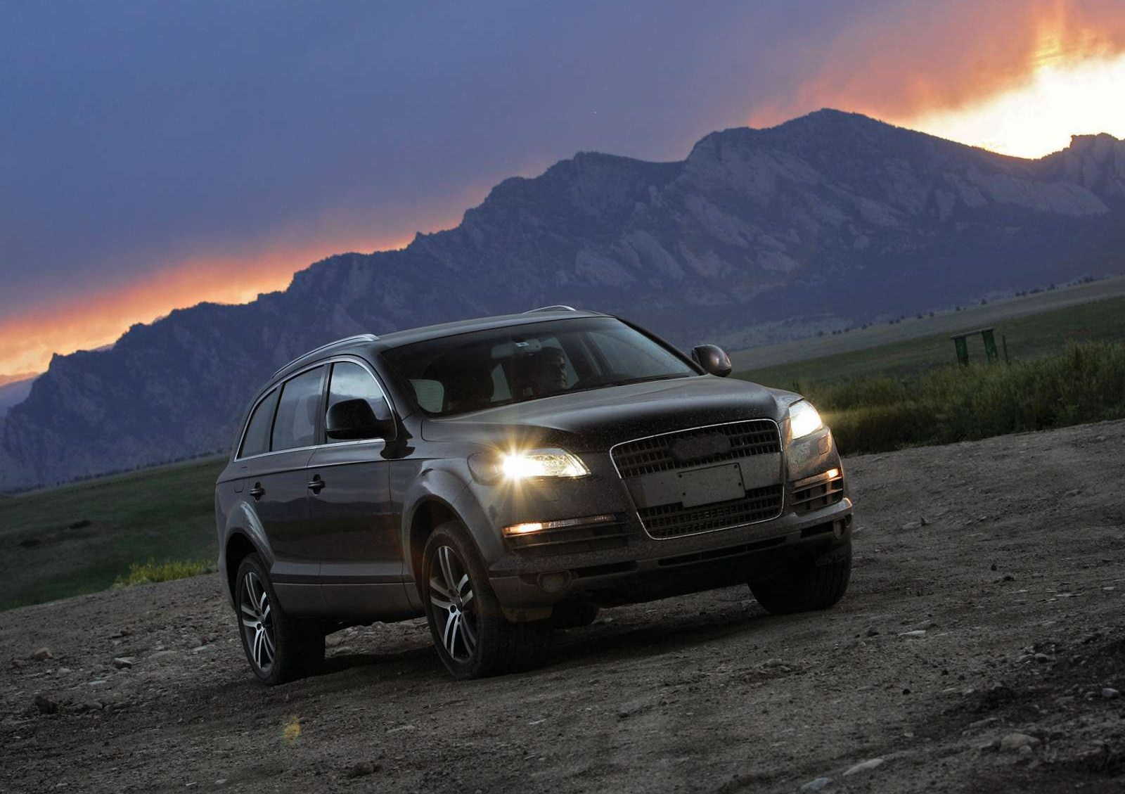 Audi Q7 Wallpapers Tops Wallpapers Gallery