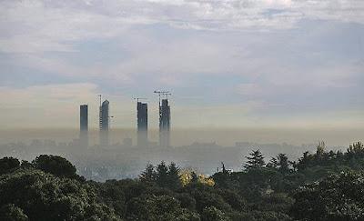 Resultado de imagen de blogspot contaminacion madrid