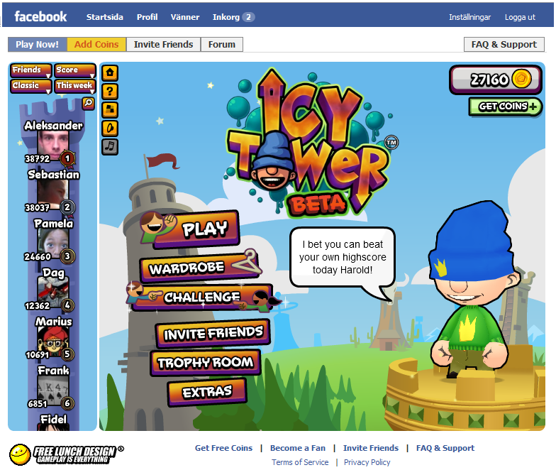 Egbert's Blog - Download free icy tower newest version