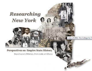 CFP: 11th Annual Researching New York Conference