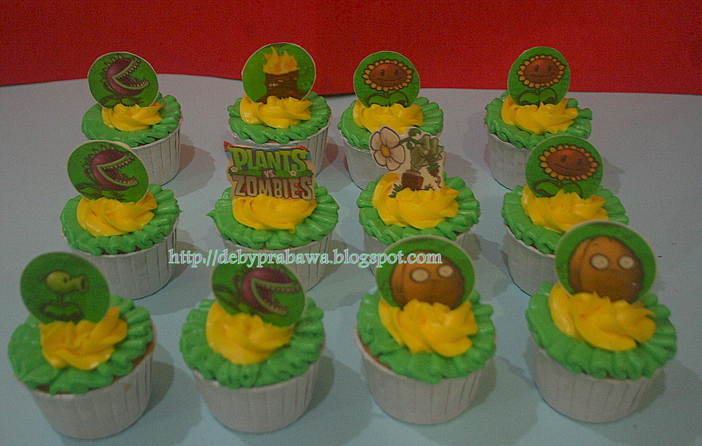 Butterfly Cake Plants Vs Zombie Cupcake