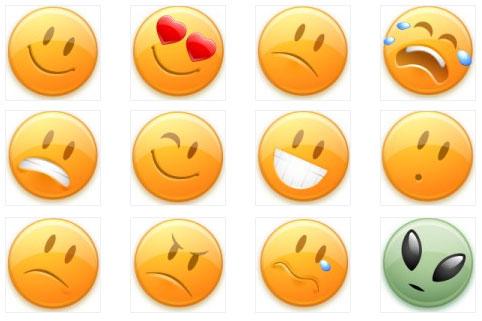 Smileys Emoticons Smilies Animados Meegos Y Avatares Para Msn