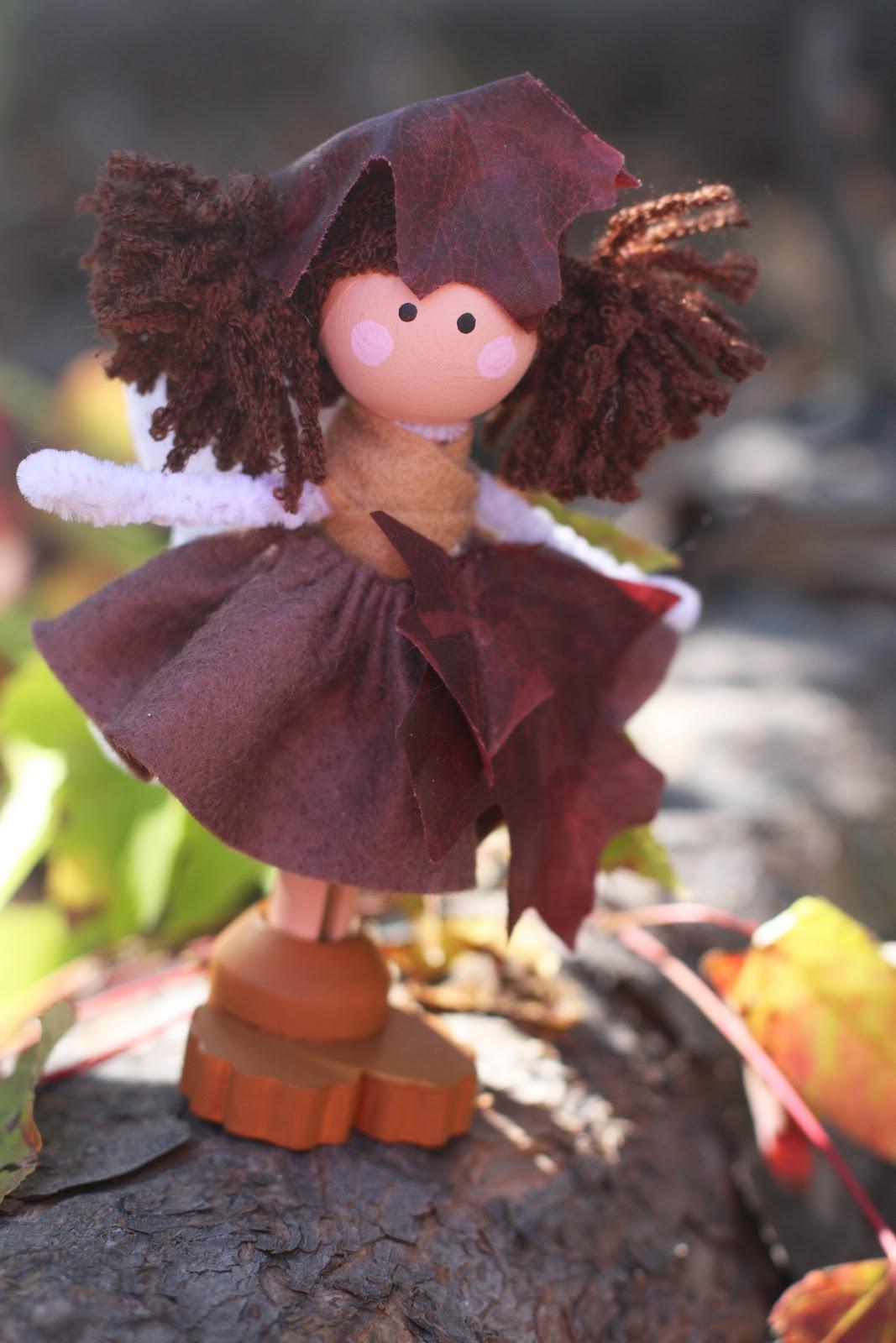 Olabelhe 10 Little Fairies