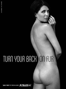 Would Rather Go Naked Than Wear Fur 80