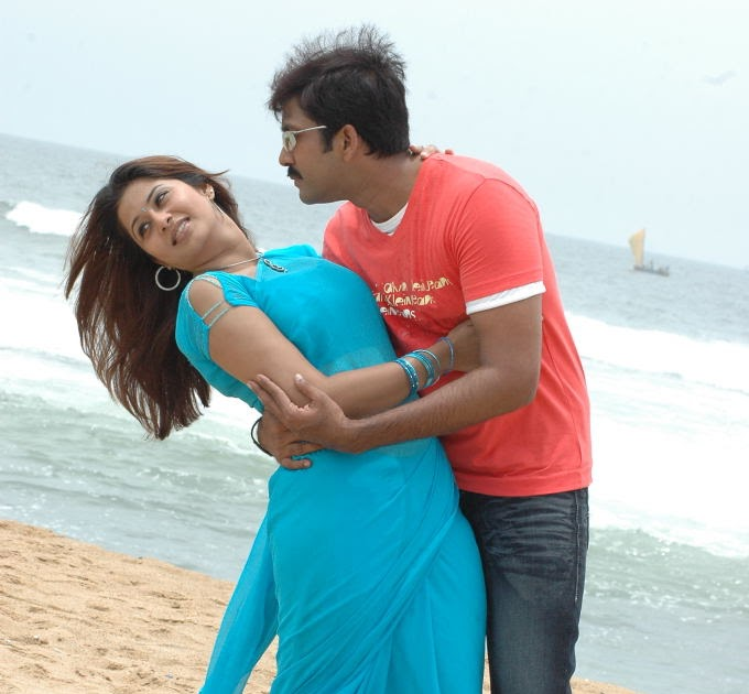 Telugu CineGlamour: Vadde Naveen And Sangeetha Hot