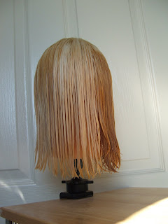 Bleaching Hair Platinum Demo Part 2 The Results