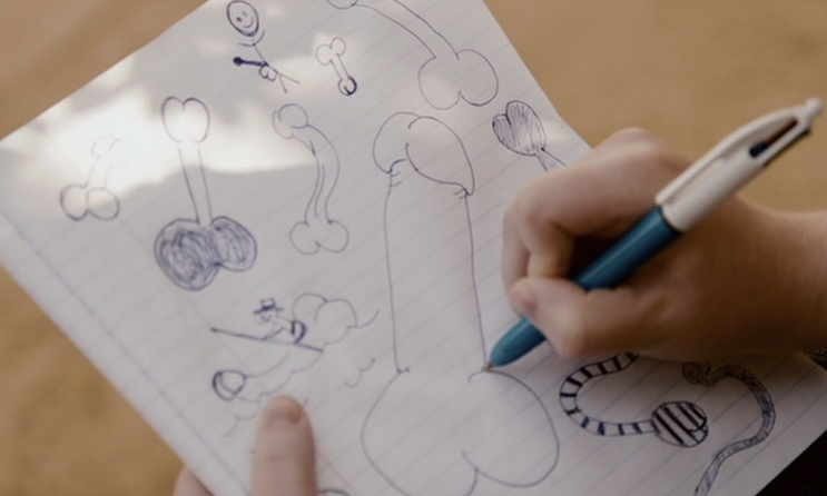 Penis Drawings From Superbad 48