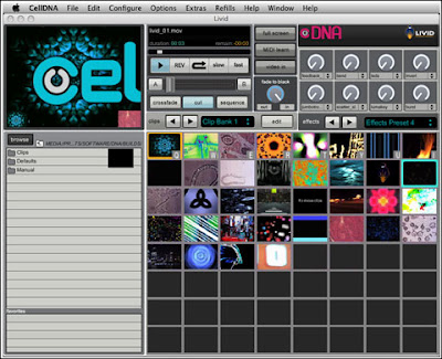 cell dna vj software free download