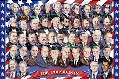 a presidential facebook!