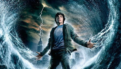 Percy Jackson TV Clip
