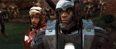 Ironman 2 movie