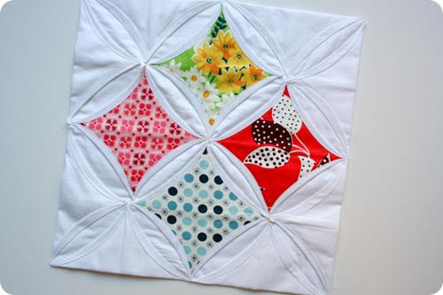Quality Sewing Tutorials Cathedral Window Quilt Block