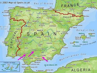 Bryan's Spanish Adventure: Travel Itinerary on map of graysville, map of mount ephraim, map of costa de la luz, map of sagunto, map of venice marco polo, map of tampere, map of italica, map of isla margarita, map of cudillero, map of getxo, map of monchengladbach, map of puerto rico gran canaria, map of marsala, map of macapa, map of andalucia, map of penedes, map of soria, map of bizkaia, map of mutare, map of iruna,