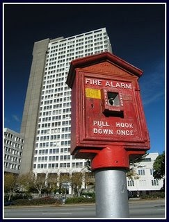 Fire Alarm Designs Old Coded Manual Pull Boxes