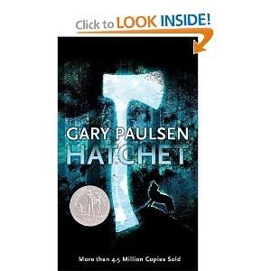 A review of the book hatchet by gary paulsen