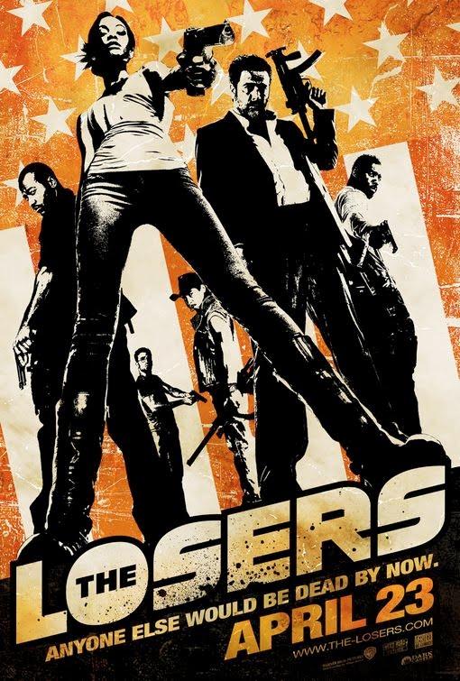 Hitman Movie Poster Losers Trailer