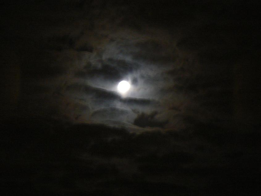 Amargura y silencio parasceve for Que luna tenemos hoy
