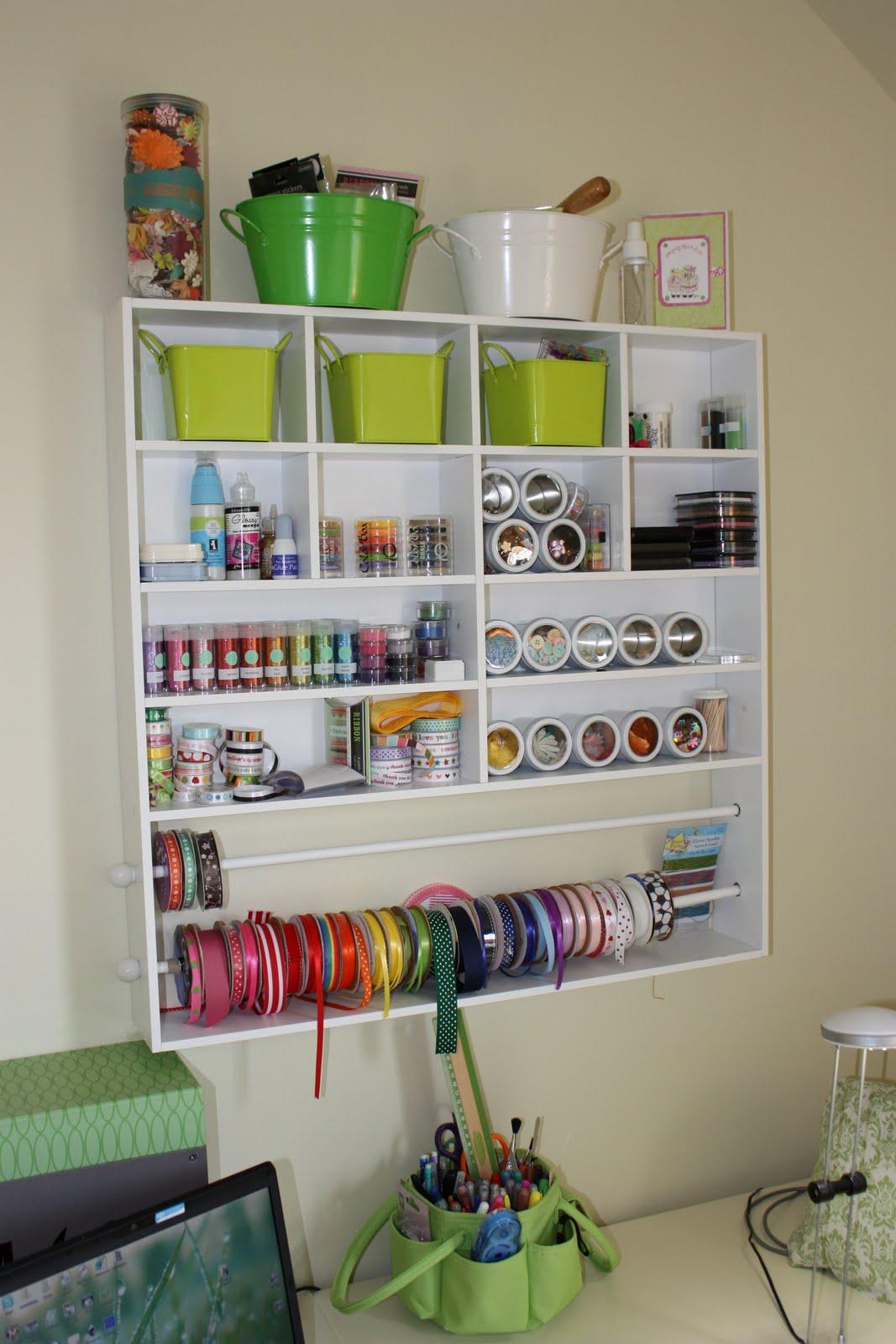 A Techy Teacher With A Cricut: My Craft Room
