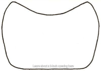 Junie Moon: Therapeutic Mouse Wrist Cushion Tutorial