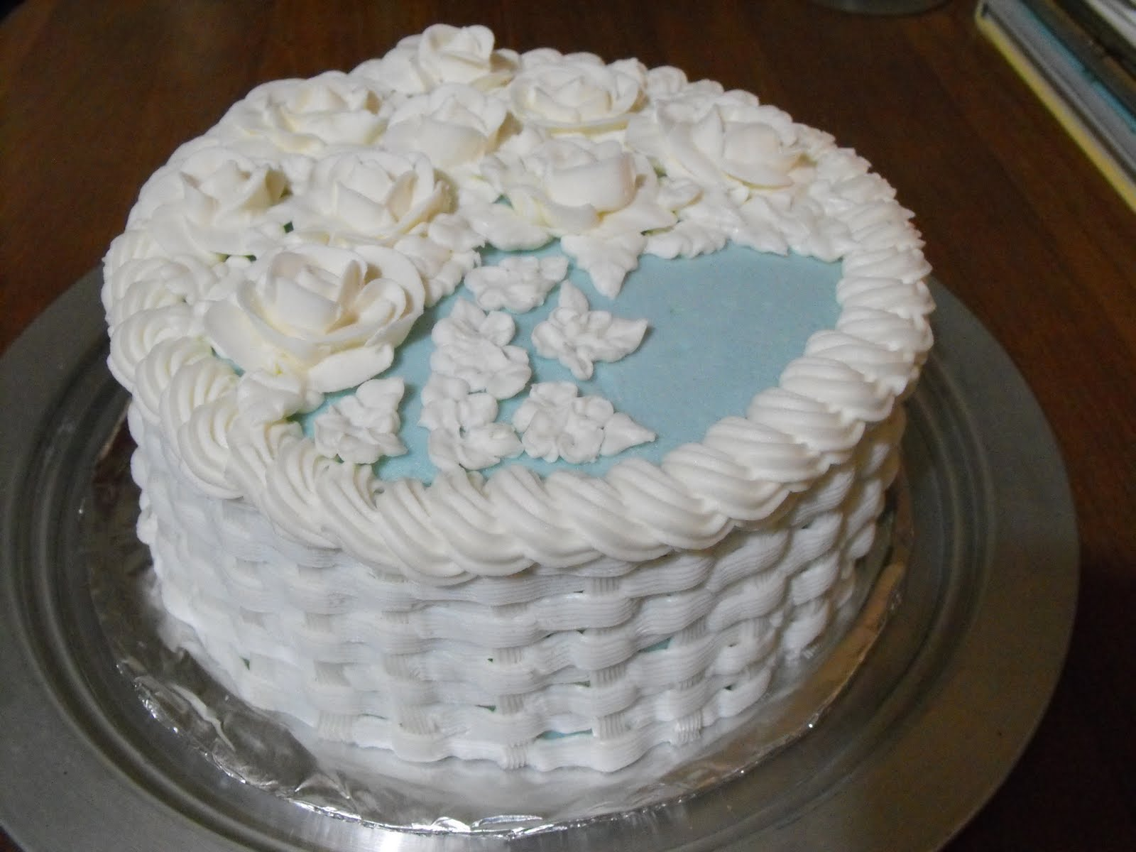Easy Cake Icing Patterns: Cake Icing Designs