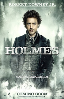 Robert Downey Jr. est Sherlock Holmes