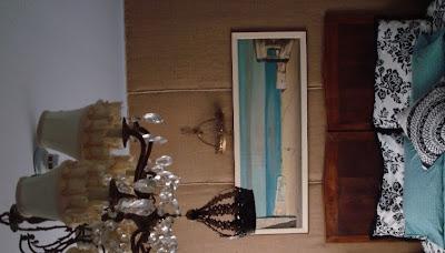 Visual Vamp bedroom