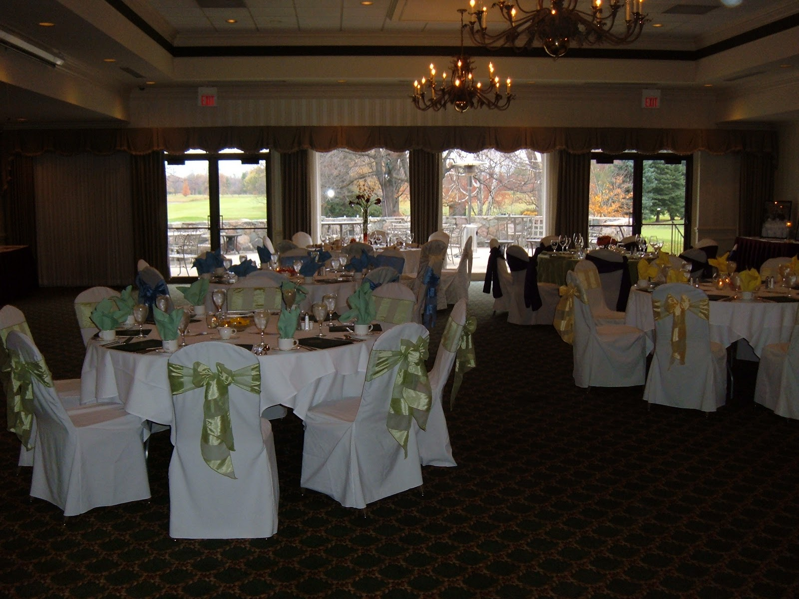 chair covers and linens in madison heights mi new wheelchair detroit michigan wedding planner blog november 2010