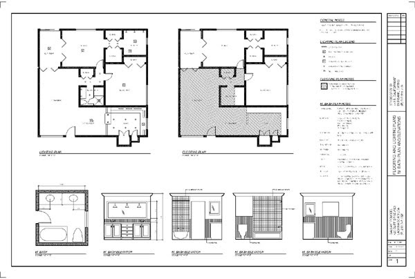 Design Typical Examples Of Floor Plans