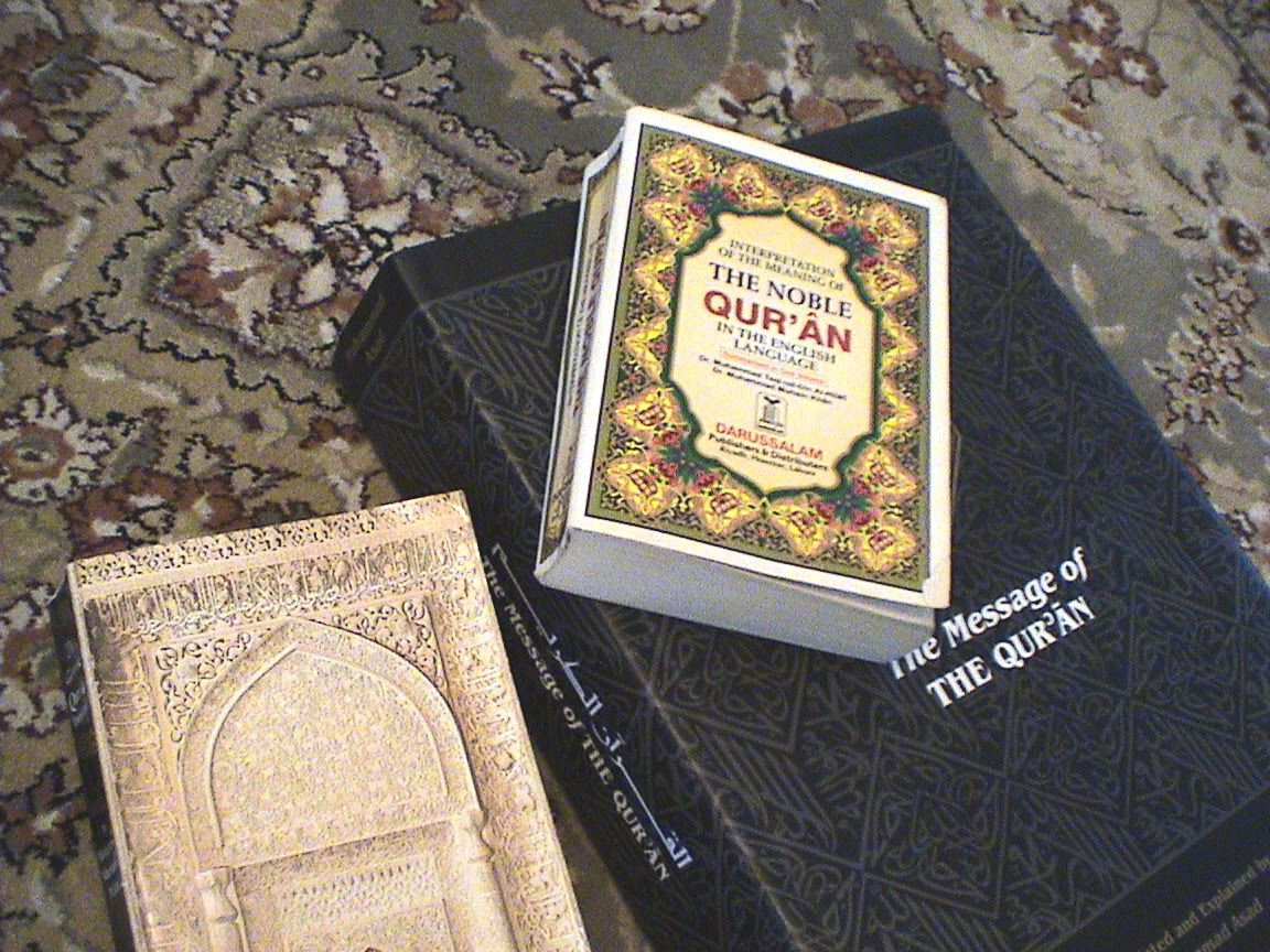 Quran Language Style