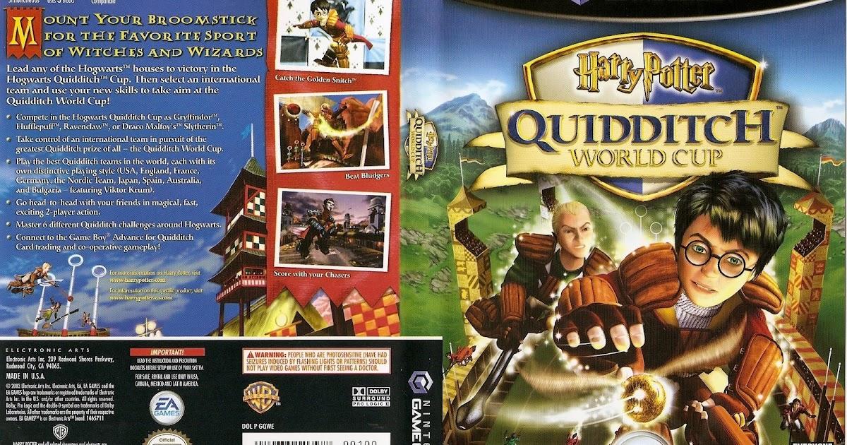 Treasure Bin: Harry Potter: Quidditch World Cup