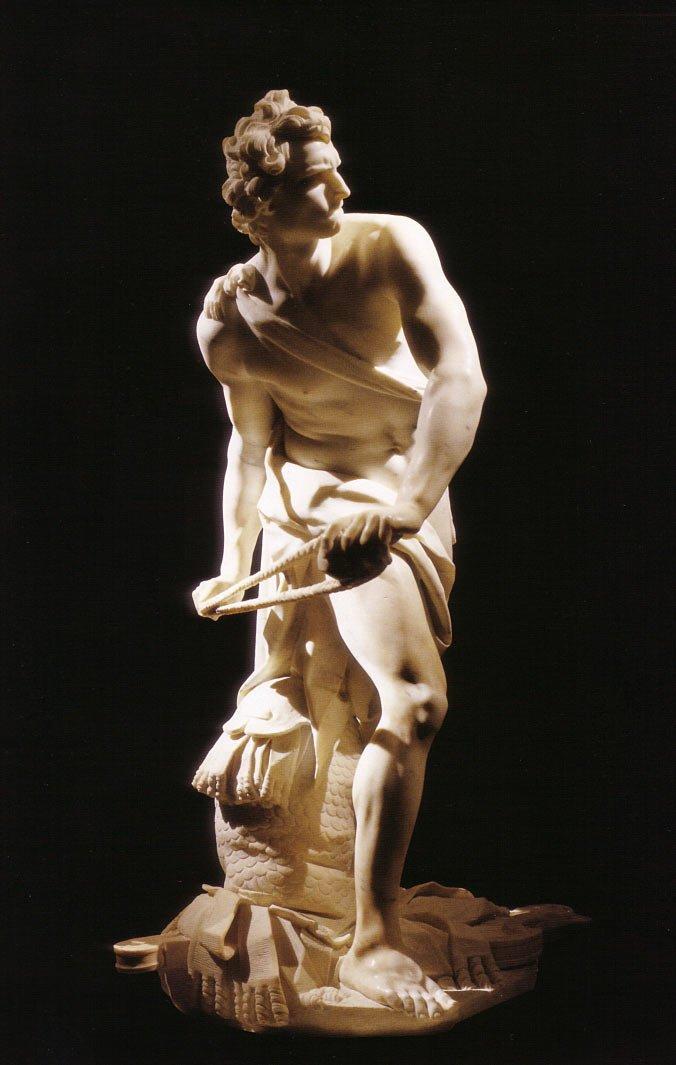 david statue bernini -#main